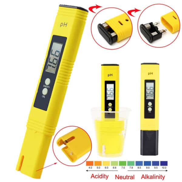 Digital PH Pen Tester